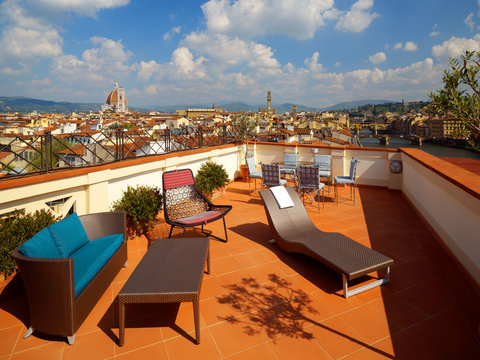 威斯汀高級酒店 - Belvedere Suite Terrace