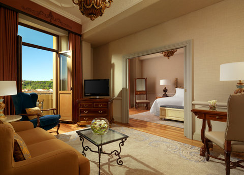 威斯汀高級酒店 - Junior Suite with Arno river view