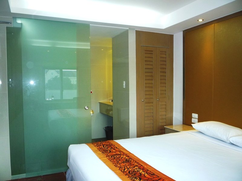 Empress Hotel Ho Chi Minh City 客房视图