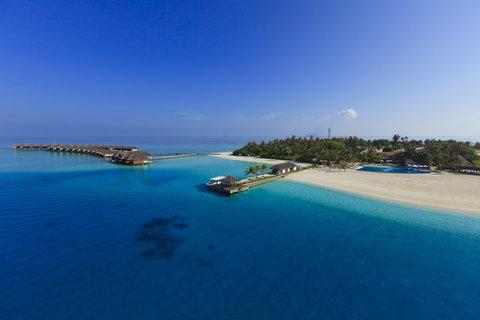 Velassaru Maldives - Velassaru Aerial Jetty