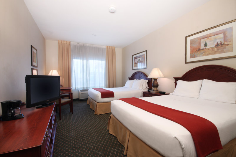 Holiday Inn Express Las Vegas Vista do quarto