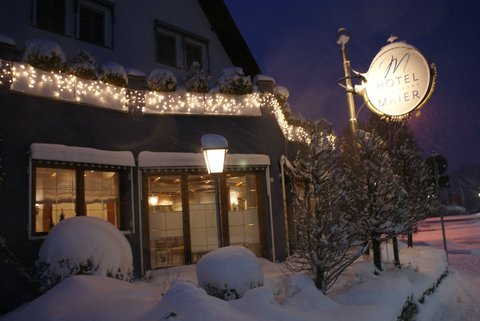 Hotel Restaurant Maier - Exterior