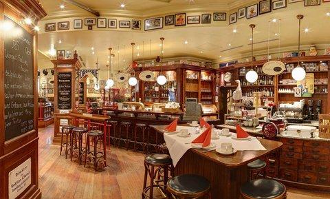 Gruenau Hotel - Bar Lounge