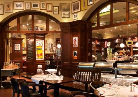 Gruenau Hotel - Restaurant