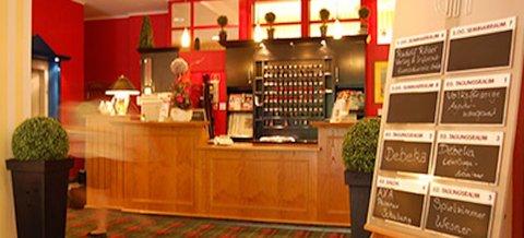 Gruenau Hotel - Lobby