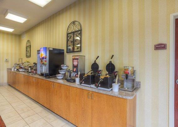 Comfort Inn & Suites Gastronomie