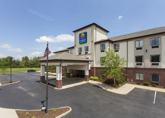 Comfort Inn & Suites Außenansicht