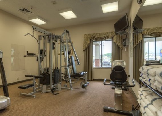 Comfort Inn & Suites Fitness Club