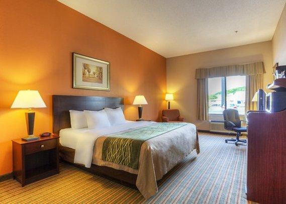 Comfort Inn & Suites Zimmeransicht