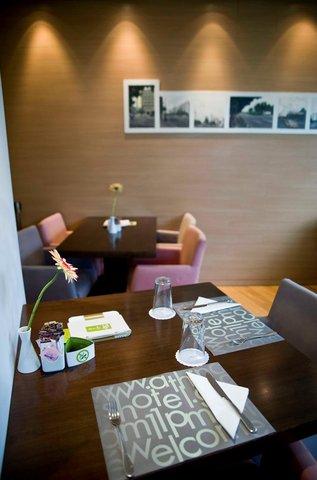 Athinais Hotel - Cafe