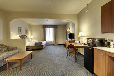 Comfort Suites Waco - King Suite Accessible
