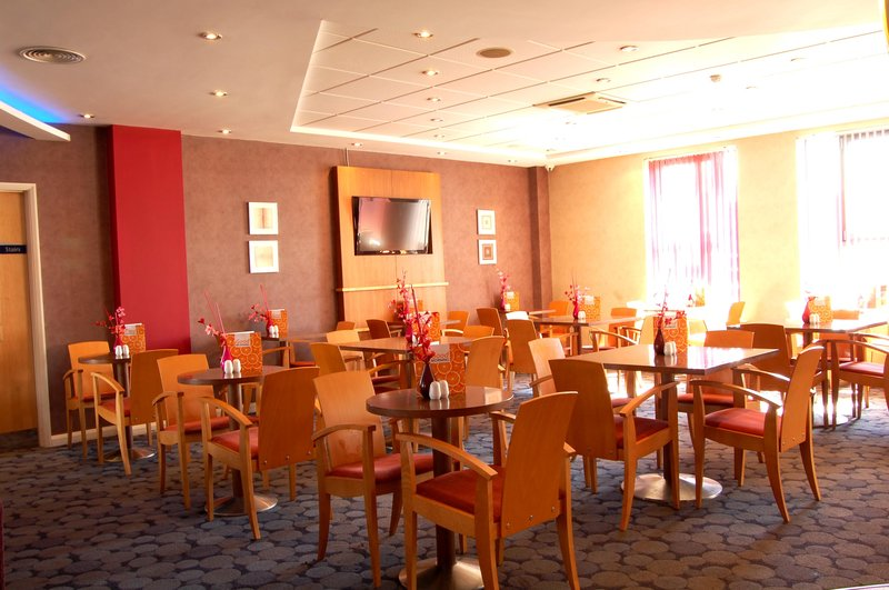 Holiday Inn Express Swindon City Centre Gastronomía