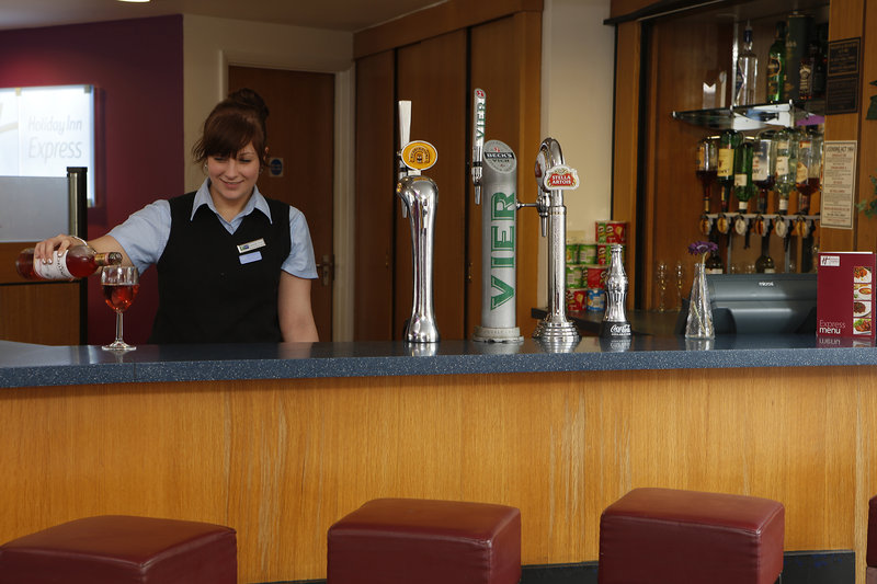 Holiday Inn Express Bristol City Centre Bar/lounge