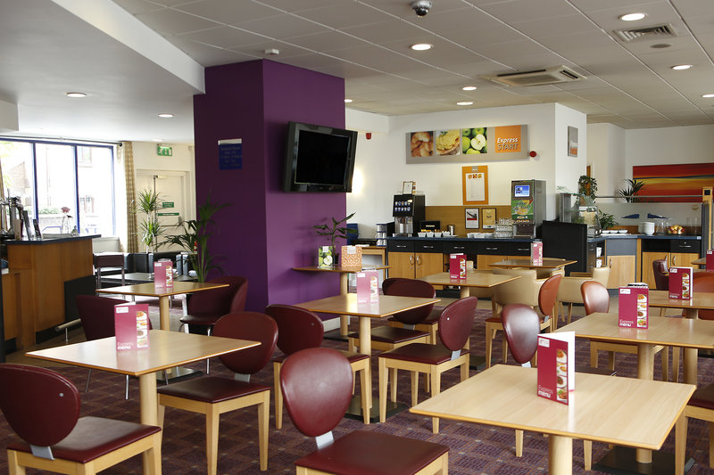Holiday Inn Express Bristol City Centre Gastronomi