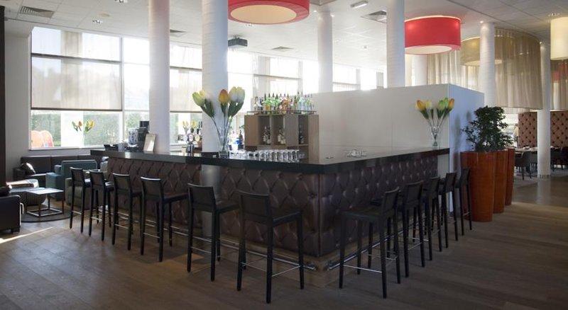 Novotel Brugge Centrum Bar/salónek