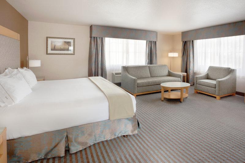 Holiday Inn Express MONTEREY-CANNERY ROW Pokoj