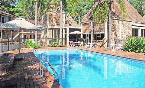 Sanctuary Resort - Australis Hotel Sanctuary Swimming  Pool