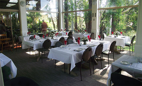 Sanctuary Resort - Australis Hotel Sanctuary Treehouse Restaurant