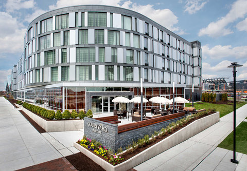 Courtyard Philadelphia South at The Navy Yard - Exterior