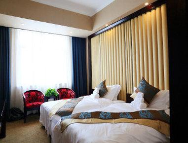 Ramada Encore Shanghai - Standard 2 Single Bed Room