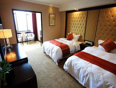 Ramada Encore Shanghai - Standard 2 Twin Bed Room