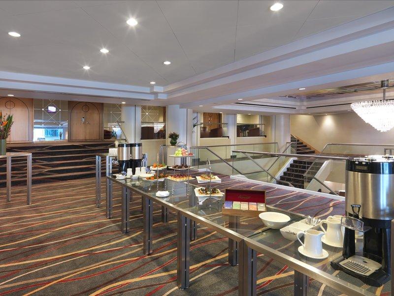 Crowne Plaza Hotel Auckland Gastronomía