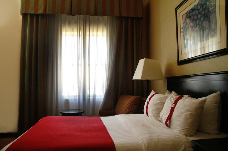 Holiday Inn Matamoros 客房视图