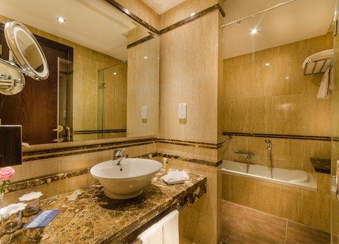 هيلتون جرين بلازا الاسكندرية - Bathroom