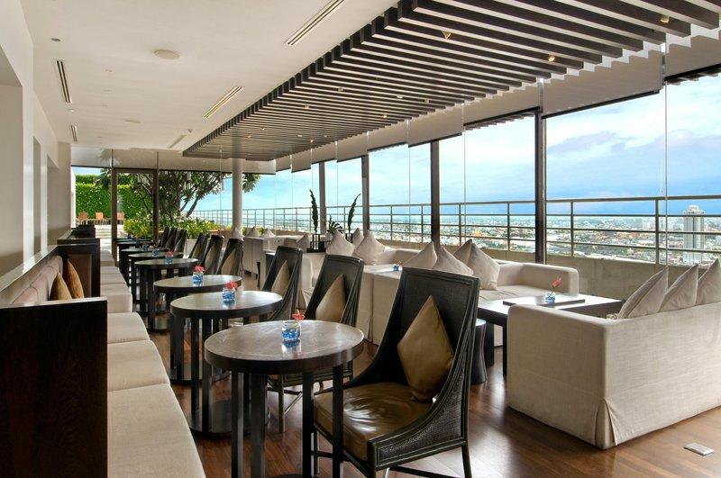 Millennium Hilton Bangkok Bár/lounge