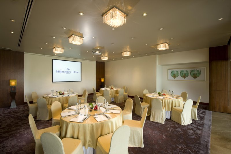 Millennium Hilton Bangkok Konferenciaterem