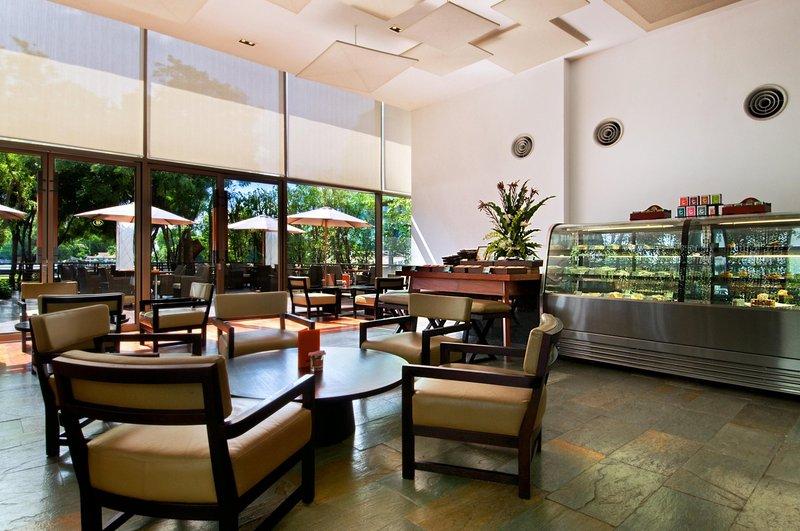 Millennium Hilton Bangkok Étkezés