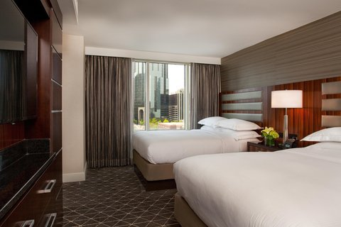 Hilton Nashville Downtown - Double Bed Suite