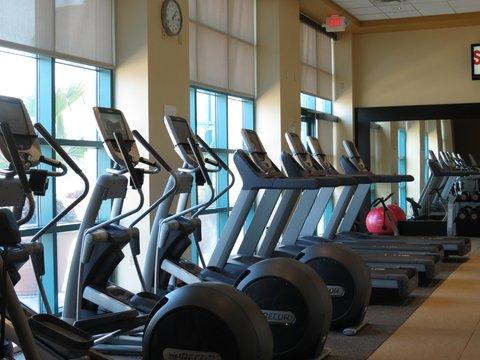 Hilton Daytona BeachResort-Ocean Walk Village - Fitness Center