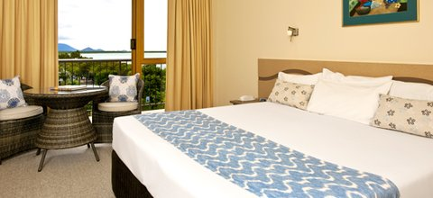 Pacific International Hotel - Room2