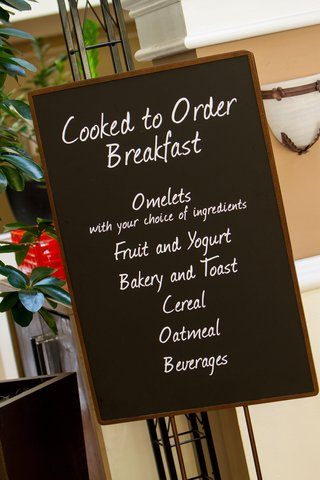 Embassy Suites San Luis Obispo - Cooked to Order Breakfast
