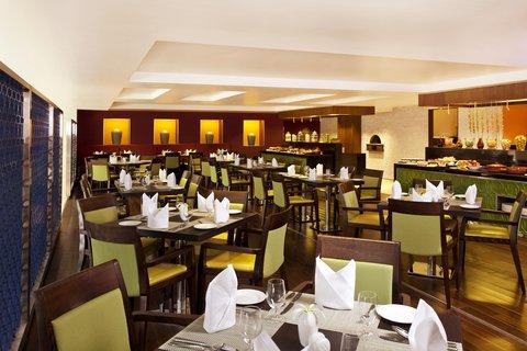 Hilton Garden Inn Trivandrum - Garden Grille Restaurant