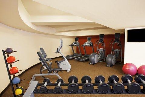 Hilton Garden Inn Trivandrum - 24-hour Fitness Centre
