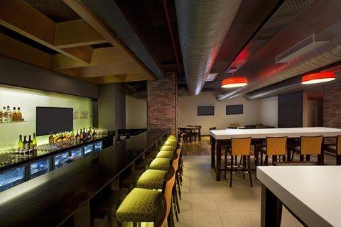 Hilton Garden Inn Trivandrum - V Bar
