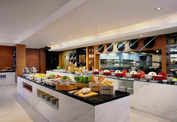 Courtyard Bangkok Gastronomie
