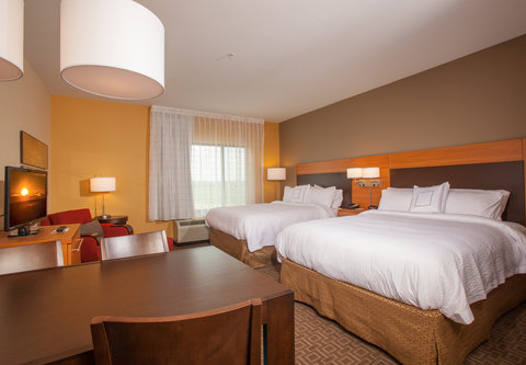 TownePlace Suites Cheyenne - Queen Queen Studio