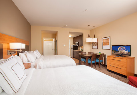 TownePlace Suites Cheyenne - Queen Queen Studio Suite