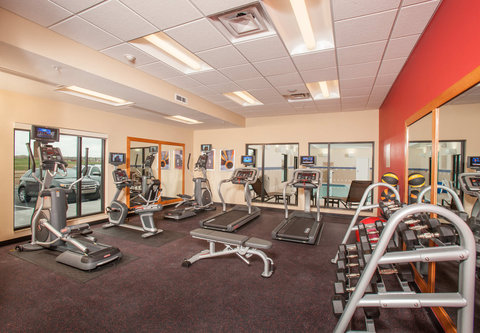 TownePlace Suites Cheyenne - Fitness Center