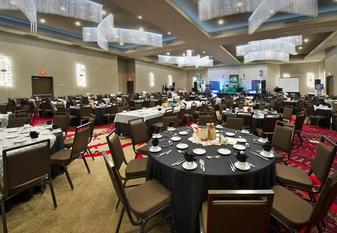 Courtyard by Marriott Dallas DFW Airport North/Grapevine - Silverlake Ballroom   Banquet Setup