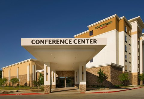 Courtyard by Marriott Dallas DFW Airport North/Grapevine - Conference Center Entrance