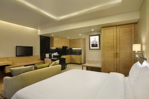 Double Tree Suites by Hilton Bangalore - Deluxe Studio with Kitchenette