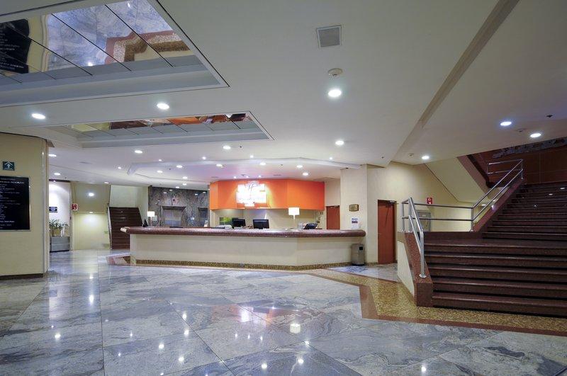 Holiday Inn Mexico City Tlalpan Churubusco Widok z zewnątrz