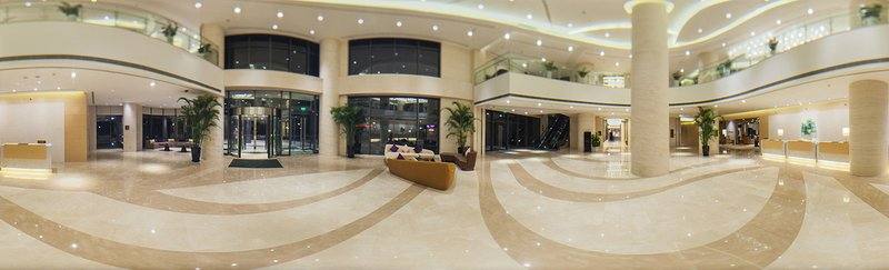 Holiday Inn Taicang City Centre Lobby