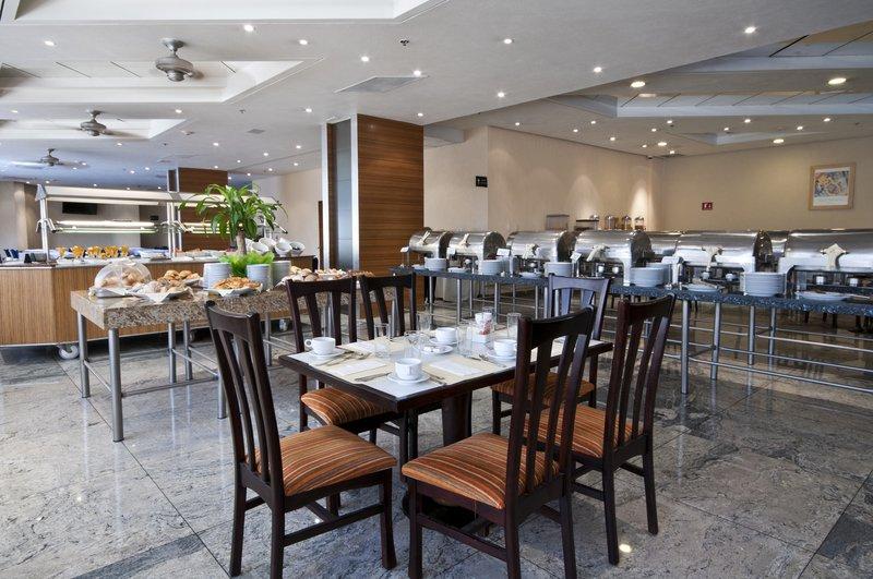 Holiday Inn Mexico City Tlalpan Churubusco Gastronomia