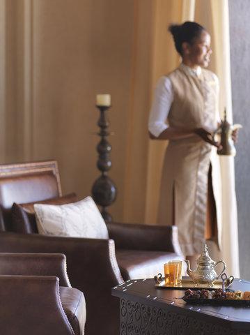 أنتارا قصر السراب منتجع الصحراء - Royal Pavilion Villas Service