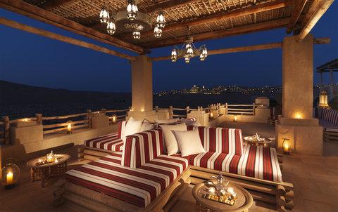 أنتارا قصر السراب منتجع الصحراء - Royal Pavilion Villas Arabian Terrace